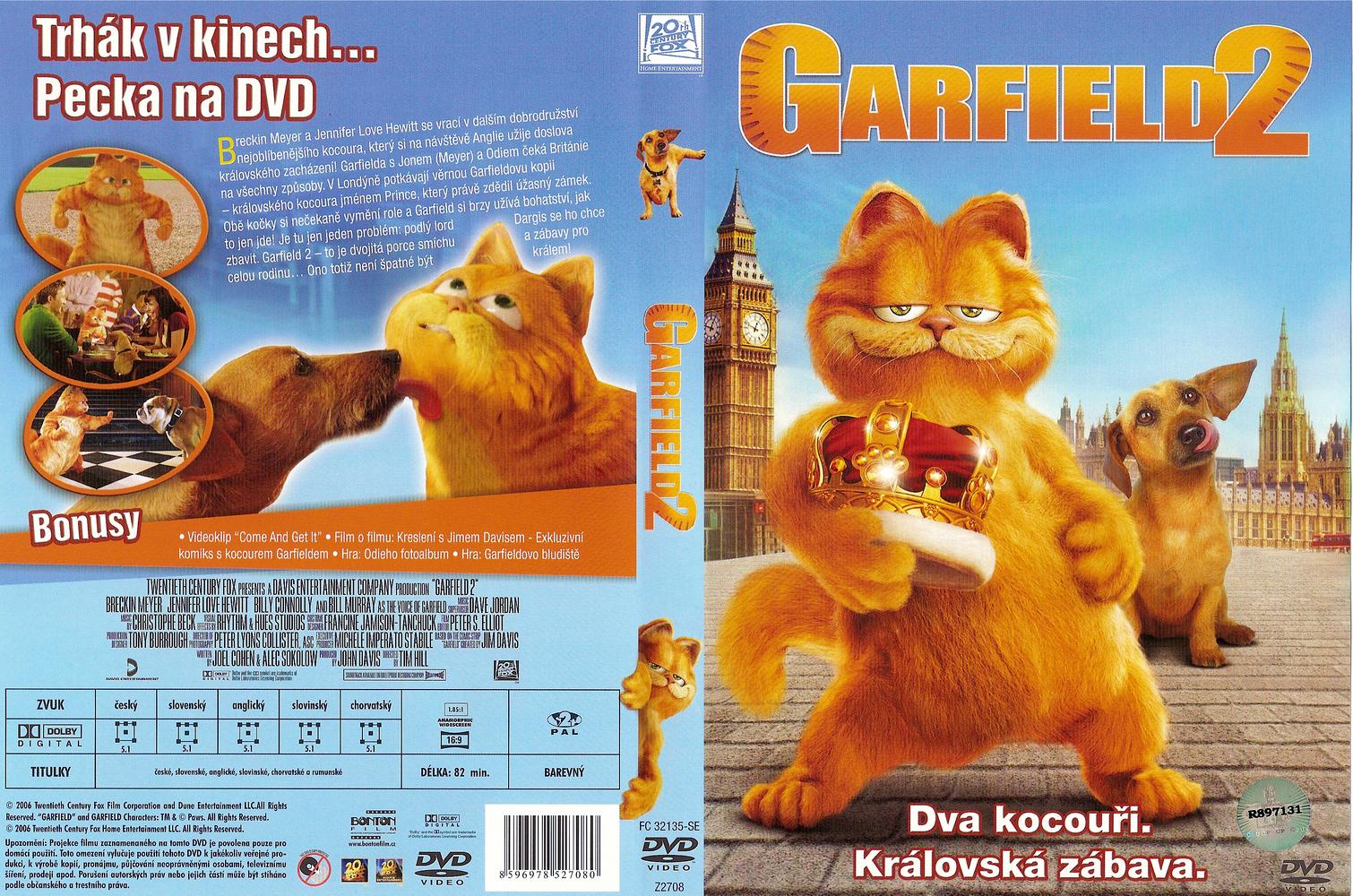 garfield online movie